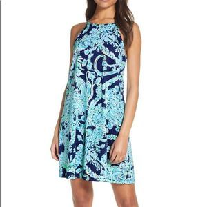 New Lilly Pulitzer Margot Swing Dress Size L